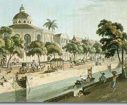 La expedición Franco-Española a Conchinchina del siglo XIX