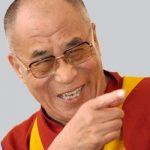 En la conferencia del Dalai Lama en Barcelona