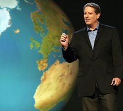 Al Gore, el Nobel del Medio Ambiente
