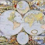 Cartografía y civilización: la representación del mundo de la Antigüedad al Renacimiento