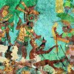 El declive de los Mayas