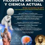 VIII Congreso de Filosofía Antigua y Ciencia Actual