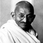 Ghandi y la no violencia