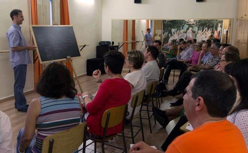 Giosef Quaglia conferencia