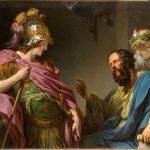 Sócrates y el guerrero