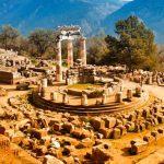 El oráculo de Delfos: La ciencia verifica cómo fue posible