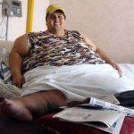 El hombre más gordo ha fallecido