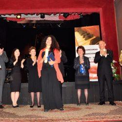 Alexia Mouza, ganadora del 34 Concurso Internacional de Piano Delia Steinberg
