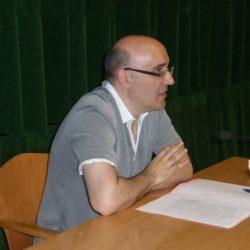Javier Murcia Ortuño: «Le preguntaría a Sócrates sobre su daimon, porque nunca lo explicó del todo»