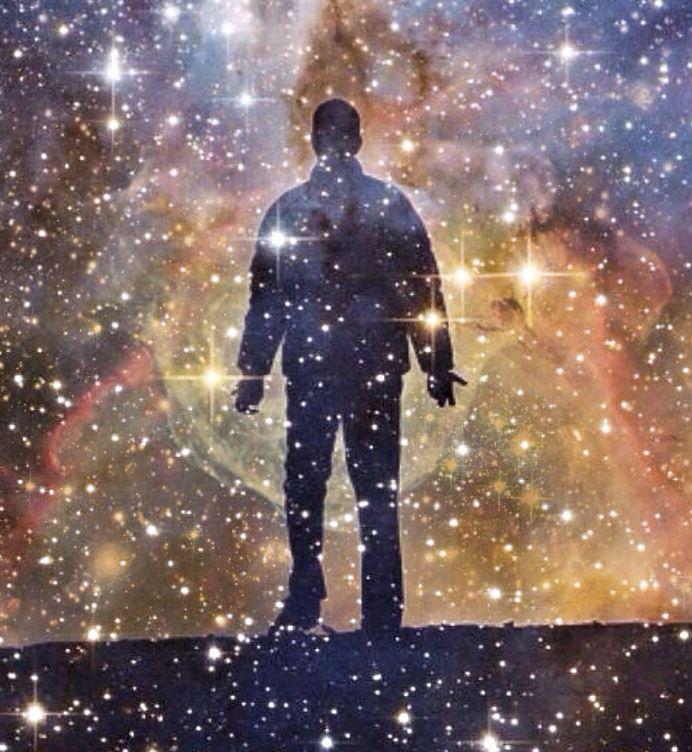 El lugar del hombre en el Universo