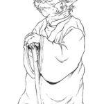 Enseñó el Maestro Yoda…  ¡Diferente!