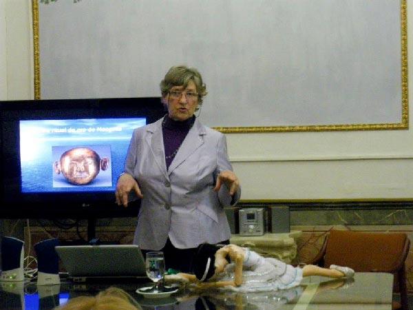 Pedagogia a traves de las marionetas Irene Melfi