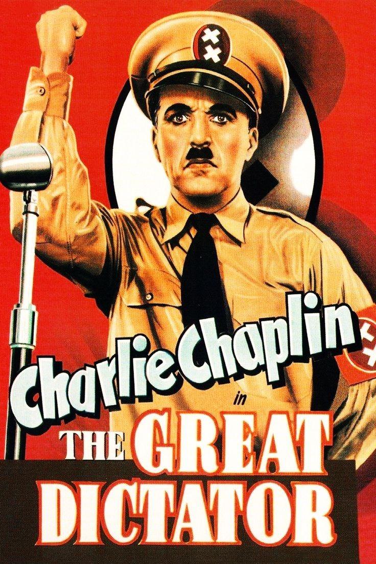 cine y sociedad 3 El Gran Dictador