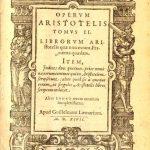 ¿Qué es la fábula para Aristóteles?