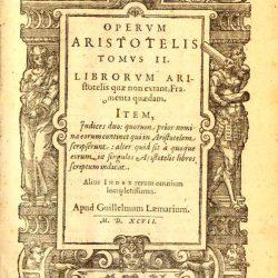 cuento sabiduria aristoteles