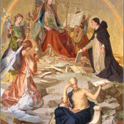 Las categorías de Aristóteles, ¿orden humano o divino?
