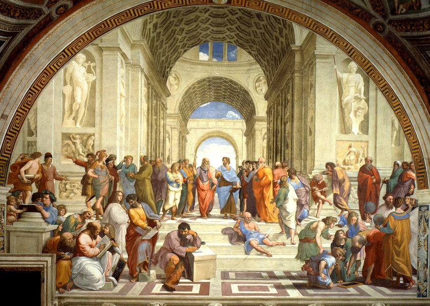 la academia de Platon 2