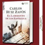 «El laberinto de los espíritus», de Carlos Ruiz Zafón