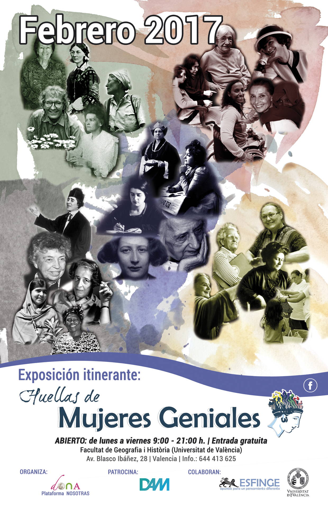 Cartel expo febrero