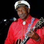El padre del rock, Chuk Berry, ha muerto