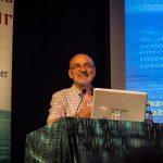Enrique Martínez Lozano: «Lo real se refleja en todo lo que percibimos»