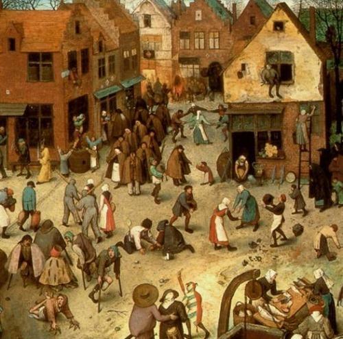 leprosos en la Edad media
