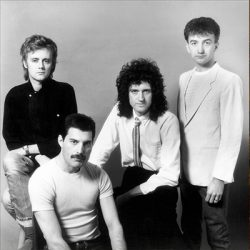The show must go on Queen