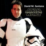 David M. Santana: «Un soldado imperial español en Star Wars»