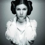 Carrie Fisher, vida de una princesa rebelde