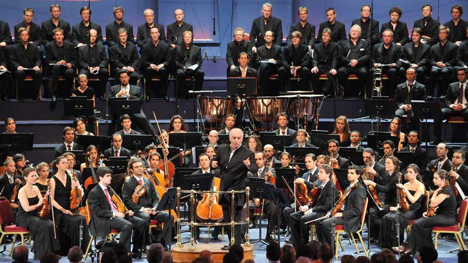 La Orquesta West Eastern Divan 2