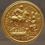 Las monedas romanas y la historia