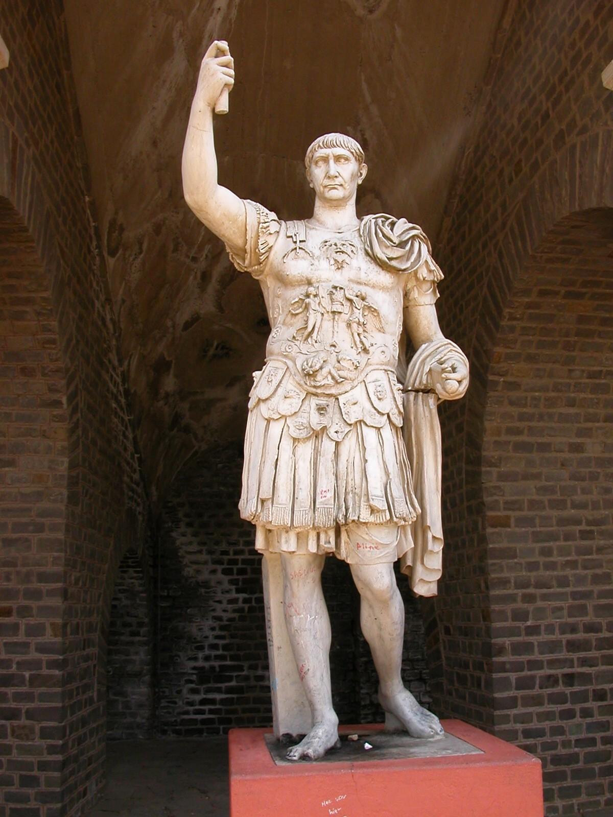 Trajano un emperador legionario al servicio de la justicia 1