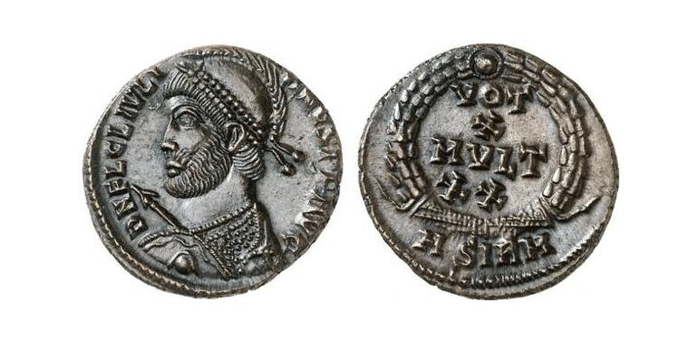monedas romanas 2