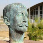 Pierre de Coubertin, un corazón en Olimpia