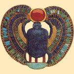 La mujer egipcia y sus joyas simbólicas