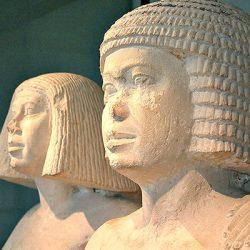 humano en egipto