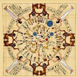astrología en el antiguo Egipto