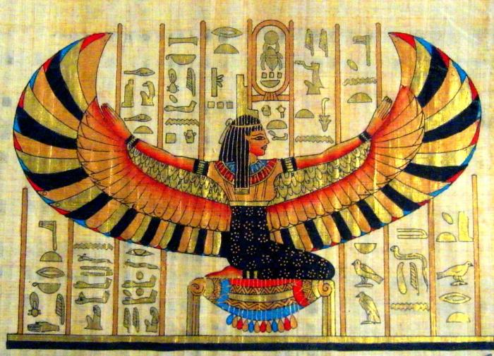 Diosas Egipcias Isis