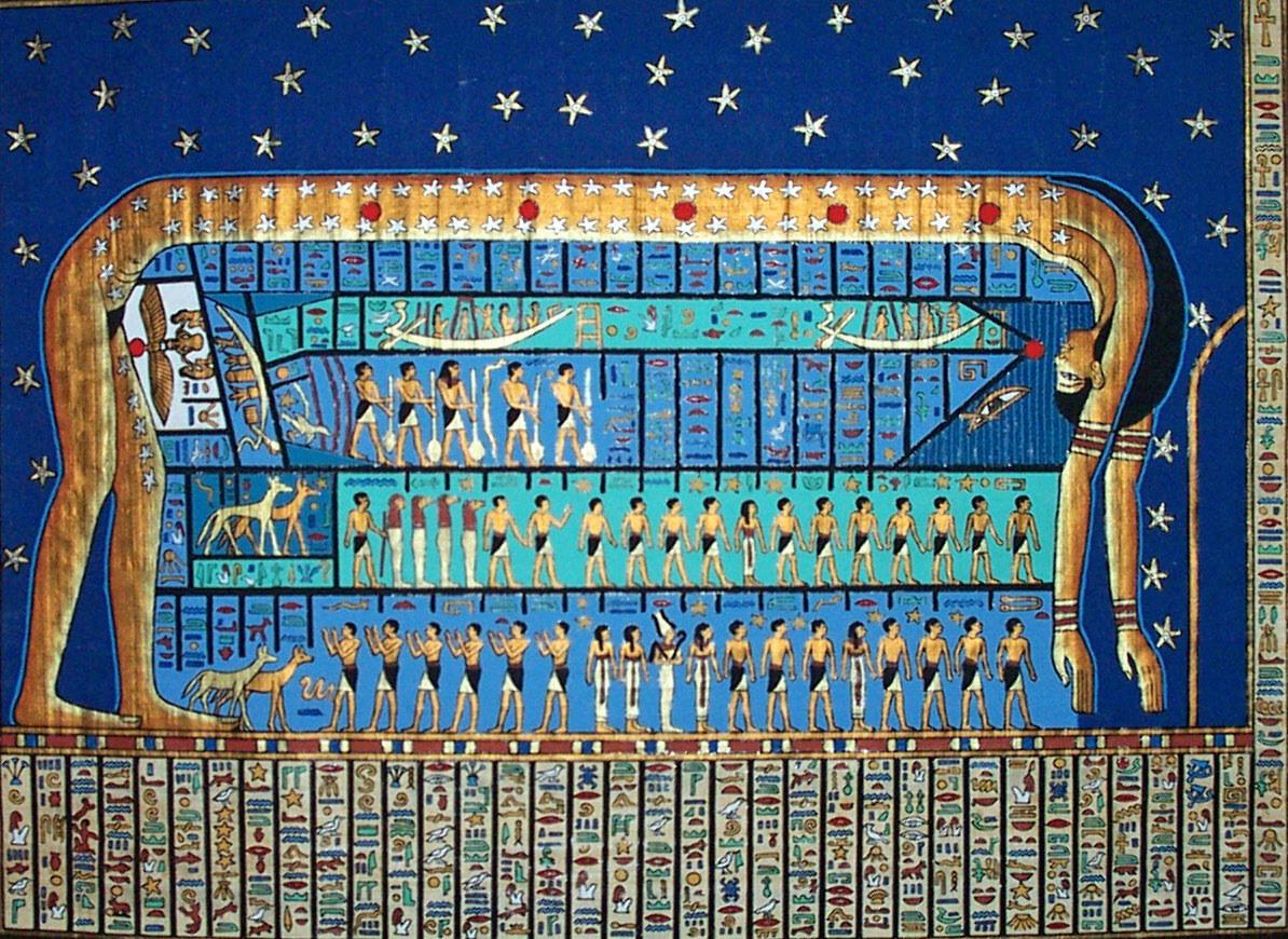 LA ASTROLOGÍA EN EL ANTIGUO EGIPTO 2
