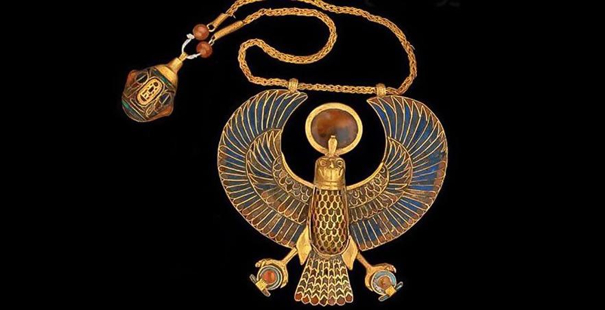 LA MUJER EGIPCIA Y SUS JOYAS SIMBÓLICAS 1