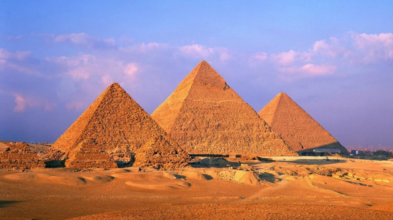 Misterios de las piramides 1