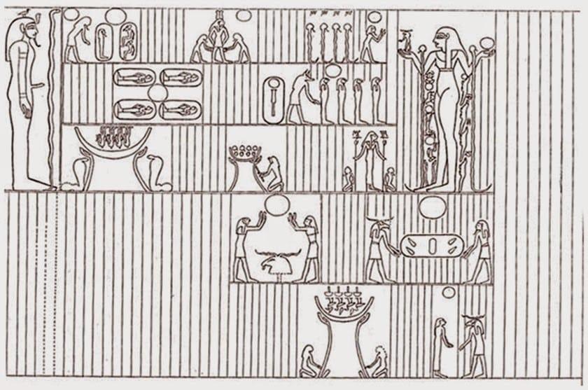 Osiris Señor de Egipto 2