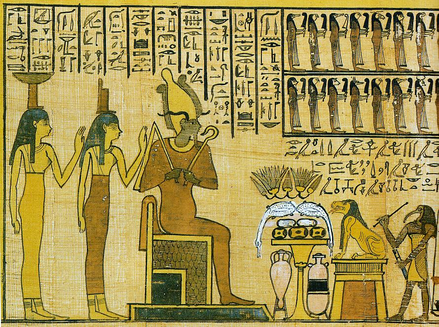 Osiris Señor de Egipto 4