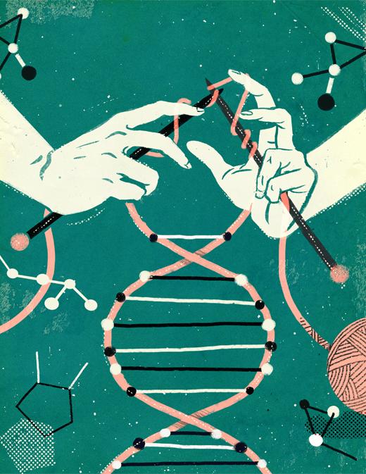 Epigenética cómo dirigir nuestra vida 1