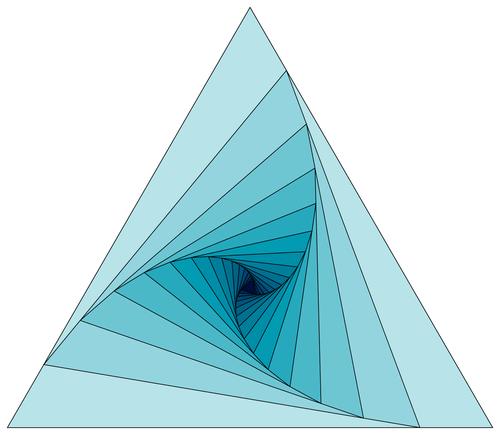 Las matemáticas a través de la historia Los símbolos geométricos 3