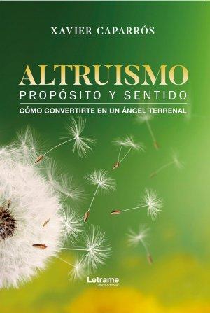 XAVIER CAPARRÓS, portada libro