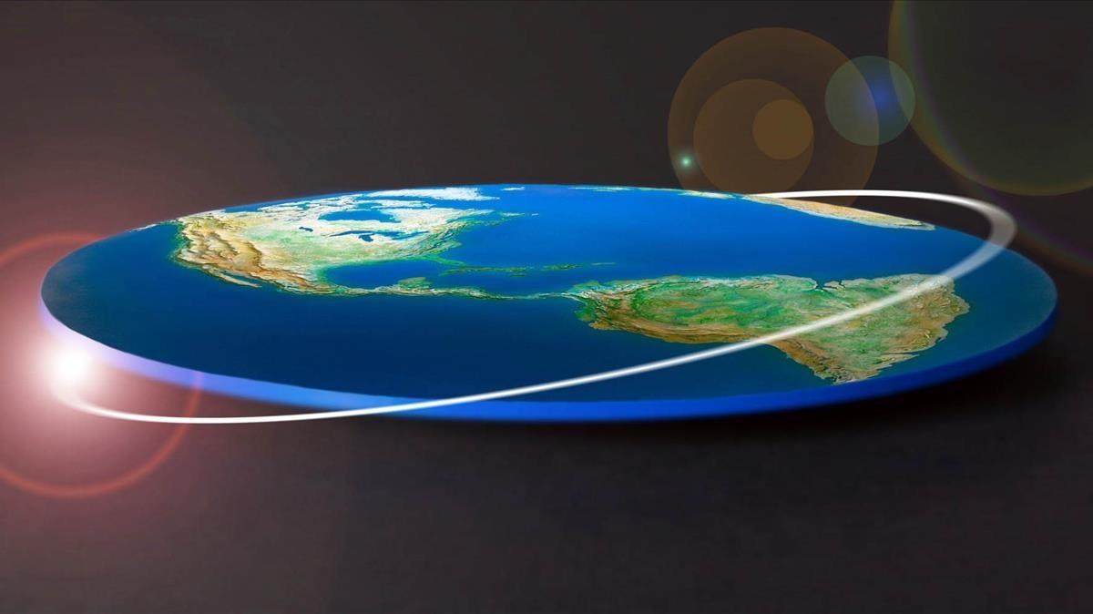 tierra plana foto 5