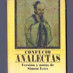 Analectas, de Confucio