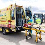 Música clásica en las ambulancias de Madrid