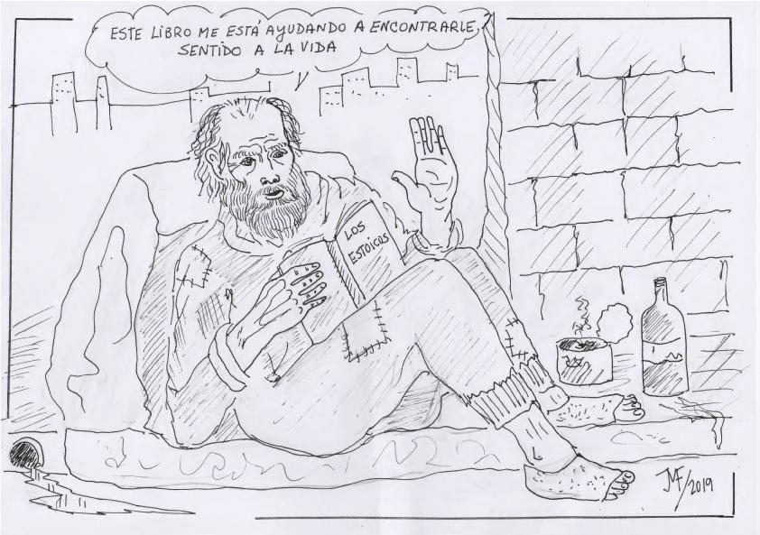 esfinge revista Estoicos